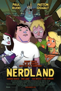 Nerdland as Sally