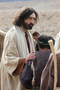 Selva Rasalingam as Jesus