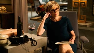 The Good Fight Takes on Trump -- and SVU