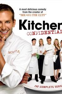 Kitchen Confidential as Ramon