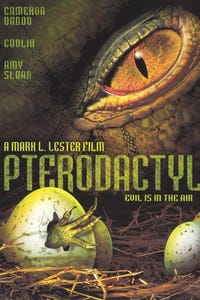Pterodactyl as Capt. Bergin