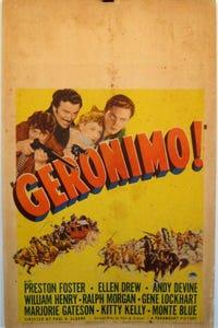 Geronimo as Capt. Starrett