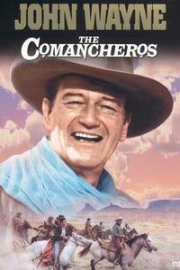 The Comancheros as Horseface
