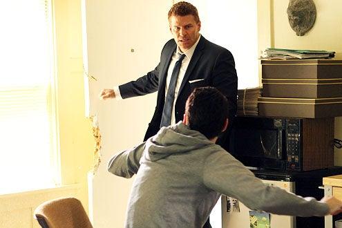 "Bones - Season 7 - ""The Past in the Present"" - David Boreanaz as Booth"