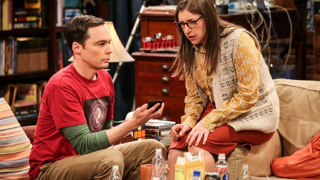 Jim Parsons and Mayim Bialik, The Big Bang Theory