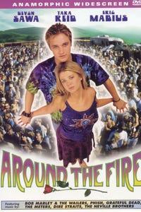 Around the Fire as Matt