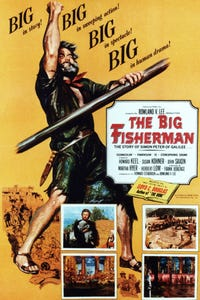 The Big Fisherman as Lysias