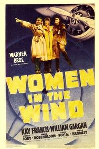 Women in the Wind as Ace Boreman