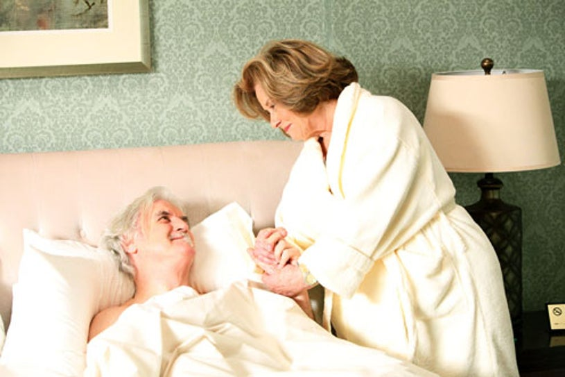 """Houes - Season 8 - """"Love is Blind"""" - Billy Connolly and Diane Baker"""