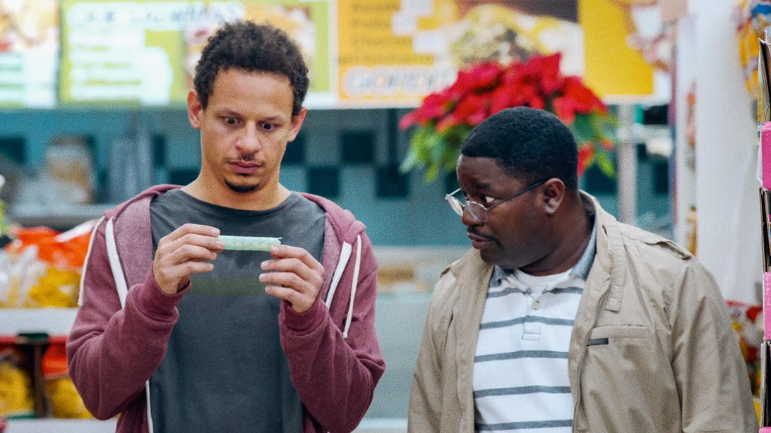 Eric Andre and Lil Rey Howery, Bad Trip