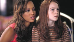 Tyra Banks Is in Talks with Lindsay Lohan About Life Size 2