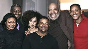 The Cast of Fresh Prince of Bel-Air Reunites!