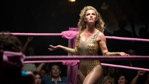 Betty Gilpin Embraces the Vulnerability of Filming GLOW: 'We're All in This Together, Pantsless'