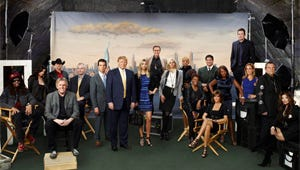 VIDEO: Donald Trump Unveils Celebrity Apprentice Cast --- and Plays Charades!