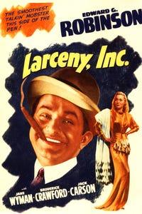 Larceny, Inc. as Buchanan