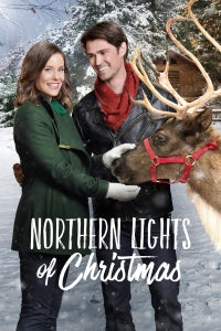 Northern Lights of Christmas as Zoey Hathaway