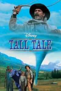 Tall Tale: The Unbelievable Adventures of Pecos Bill as Jonas Hackett