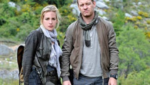 Exclusive Covert Affairs Sneak Peek: Can Annie and McQuaid Take Down a Mob Front?