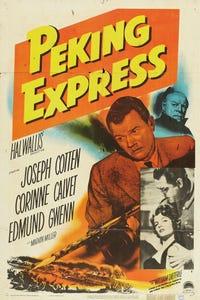 Peking Express as Chinese Policeman