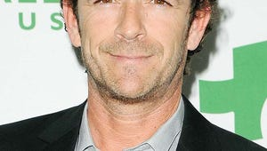 Exclusive: Luke Perry Heads to Hot in Cleveland