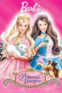 Barbie as the Princess and the Pauper as Preminger