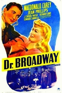 Dr. Broadway as Professor