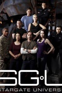 Stargate Universe as Nicholas Rush