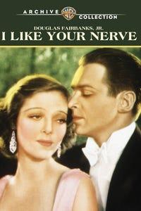 I Like Your Nerve as Diane Forsythe