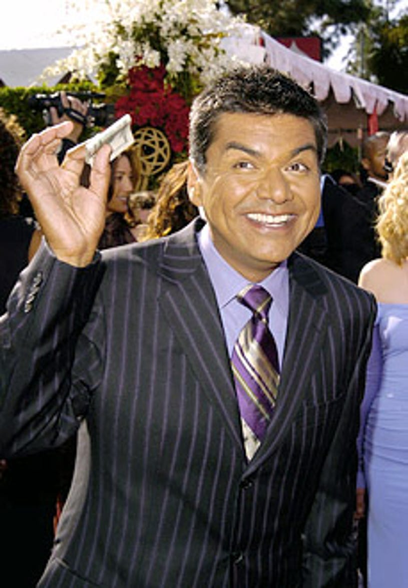 George Lopez - The 56th Annual Primetime Emmy Awards - 2004