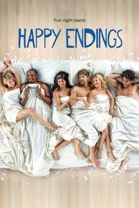 Happy Endings as Ryan
