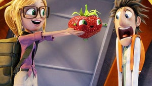 Cloudy with a Chance of Meatballs 2 Storms the Weekend Box Office