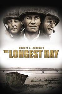 The Longest Day as 1st Commando up Cliff