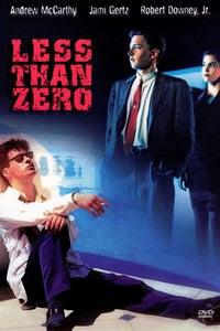 Less than Zero as Julian
