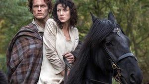 VIDEO: Starz Debuts New Outlander Trailer at Comic-Con