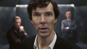 Sherlock Season 4 Trailer Ends With a Romantic Shocker