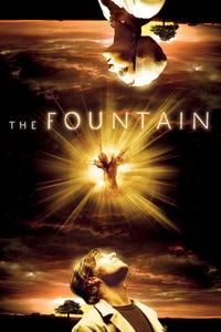 The Fountain as Father Avila