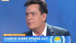"""Charlie Sheen: """"I Am in Fact HIV-Positive"""""""
