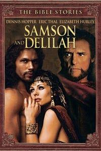 Samson and Delilah as Manoah