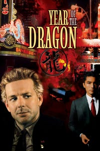 Year of the Dragon as Herbert Kwong