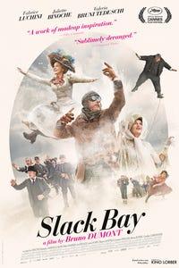 Slack Bay as Aude Van Peteghem