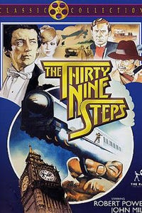 The Thirty Nine Steps as Sir Edmund Appleton