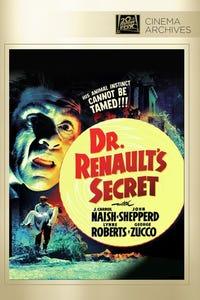 Dr. Renault's Secret as Dr. Larry Forbes