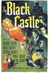 The Black Castle as Gargon