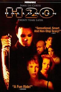 Halloween: H20 as John Tate