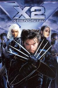 X2: X-Men United as Mystique