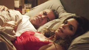 VIDEO: George Clooney Gets Caught in Bed with Cindy Crawford