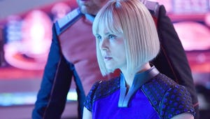 The Orville Sneak Peek: Hey, It's Charlize Theron Guest Starring!