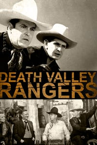 Death Valley Rangers as Capt. Ainsley