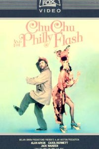 Chu Chu and the Philly Flash as Butts