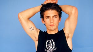 12 Photos of Milo Ventimiglia That Sum Up the Early 2000s